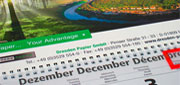 Link Button Werbekalender
